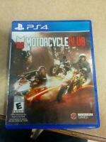 Motorcycle Club for ps4