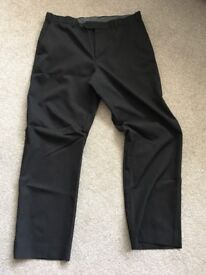 "Job lot of very good (nearly new) smart/work trousers (36""W 31""L)"