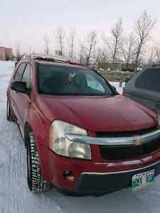 170km engine! 05 equinox lt awd