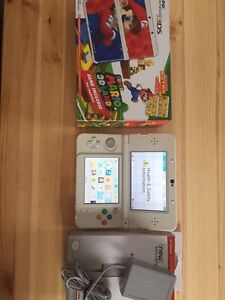Barely Used New 3DS Mario Land Limited Edition