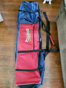 Snowboarding Bag used once