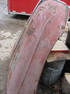 Western 1940/41 Ford Pickup hood, sell or trade London Ontario image 4