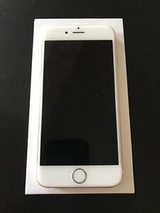 IPhone 6 - Mint - White and Gold - 16GB