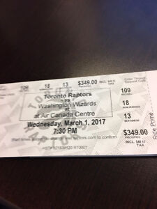 Toronto raptor tickets