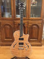 Taylor T3 Semi Hollow in New Condition (Possible Trades)