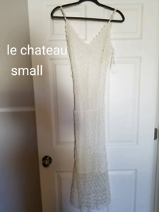 Small Le Chateau dress