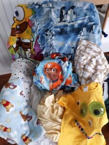 Blankees for kids + PawPatrol fitted sheet and bed sheet