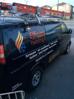 Proffessional Furnace Repair, Only$60 service call,24/7,All GTA