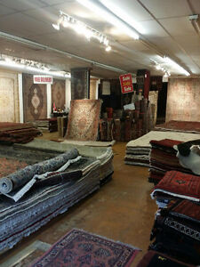 PERSIAN RUGS - STORE CLOSING - EVERYTHING MUST GO!