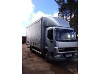 18 foot body forsale,, cheap, not lorry, daf volvo mercedes...
