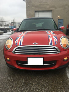 2011 MINI COOPER , CERTIFIED , NICE CAR !!! READY TO GO !!!