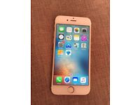 iPhone 6s gold 16 gb ee network