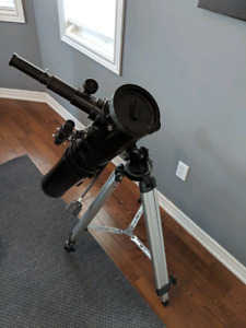 Polaris (Meade) 114EQ-D Telescope