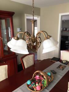 lampe de salle à manger-suspendue
