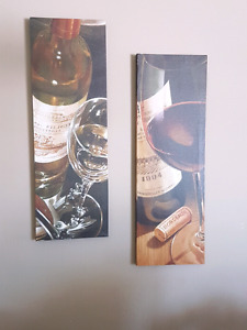 Wine decorative wall hangings
