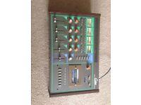 Cutec MR402 4 Track mixer/recorder brand new