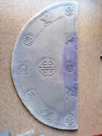 FrithRug- Half Moon Chinese Pattern Rug