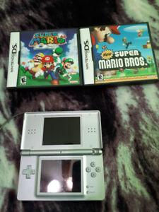 Nintendo DS + 2 jeux