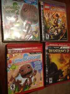 SELLING FOUR PS3 GAMES IN GOOD CONDITION Stratford Kitchener Area image 3