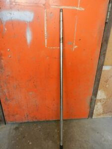 Stainless Steel Prop Shafts