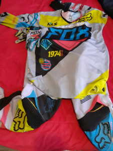 Kit de motocross