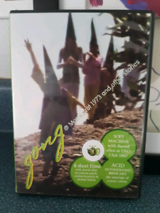 Gong / Soft Machine Montserrat 1973 DVD