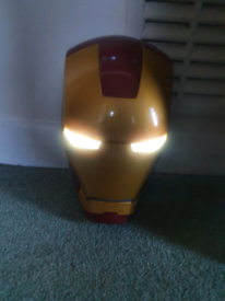Iron man night light