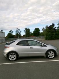 2009 Honda civic 2.2 EX