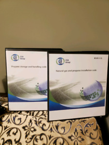 Gas Technician 3 Code Books