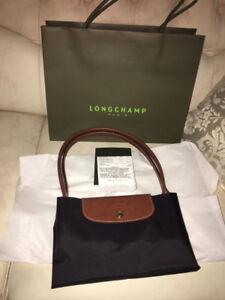 Brand new Authentic Longchamp Le Pliage Bag/Purse