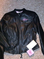 men's and women's Harley clothing & leathers