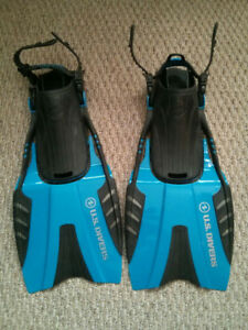 U.S. Divers Diving Flippers / Snorkeling Fins