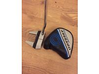 Odyssey Works Versa 7 putter with SuperStroke grip - £75
