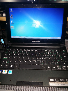 eMachines Netbook - Lightly Used
