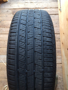 235/60R/18 Continental Cross Contact
