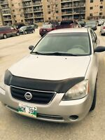 2003 Nissan Altima, No accident, clean car for sale