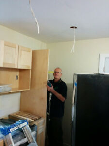 INTERIOR - Drywall -Remodelling