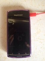 Sony Ericsson Xperia cell for sale