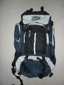60 L Mountaineer Travel Backpack
