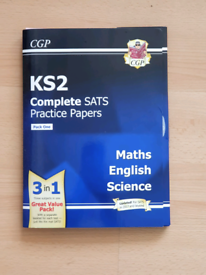 KS2 SATS Practice Papers £8