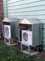 Heat Pump Covers