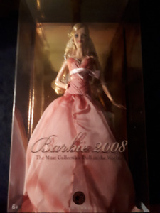 Barbie - Collectors Doll - 2008