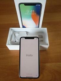 Apple I Phone X 64gb Space Grey