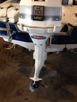 Johnson 110 outboard motor for sale