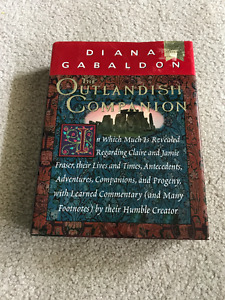 "Diana Gabaldon's ""The Outlandish Companion"" (Outlander series)!"