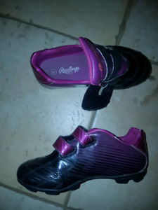 Kids soccer, rugby, ball cleats