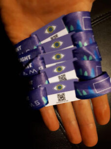 Digital Dream ALL WEEKND wristband.. Can't go, need to sell.
