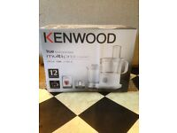 BRAND NEW IN BOX Kenwood Multipro Food Processor