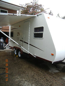 2006 Zepplin II travel trailer