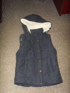 Manteau sans manche pour fille (doit partir)